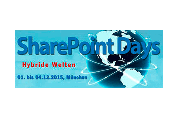 SharePoint Days 2015 Logo
