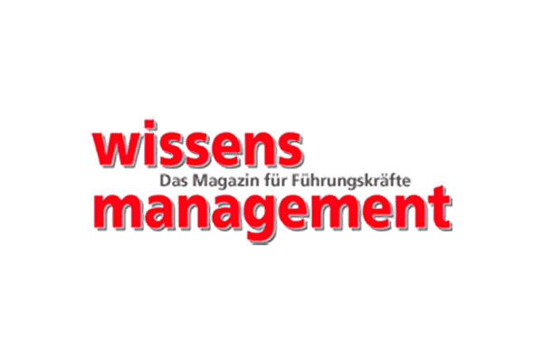 wissensmanagement magazin Logo