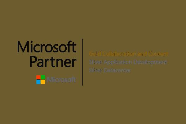 Microsoft Gold Partner Portal Systems Logo