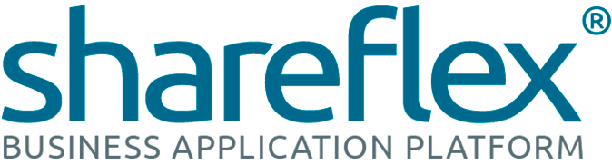 Logo Shareflex Business Application Platform