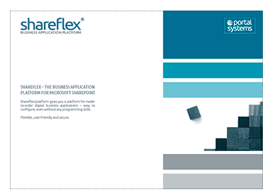 Preview Shareflex Platform Product Guide