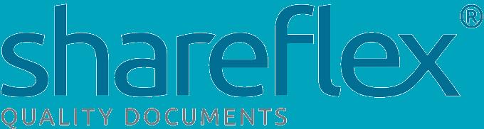 Logo Shareflex Quality Documents Dokumentenmanagement