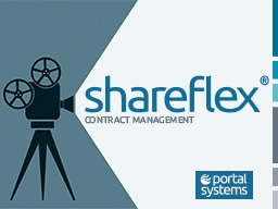 Vorschaubild Shareflex Contract Vertragsmanagement Webcaast
