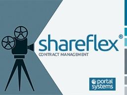 Im monatlichen Webcast erhalten Sie einen guten Überblick über das Vertragsmanagement mit Shareflex Contract und SharePoint