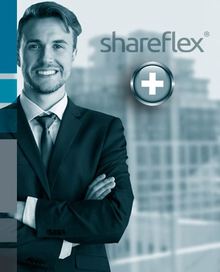 Front picture Shareflex partner solutions