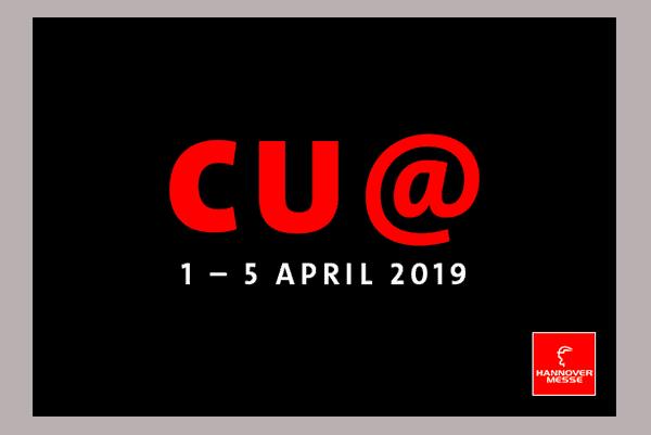 Header Veranstaltungen Hannover Messe 2019