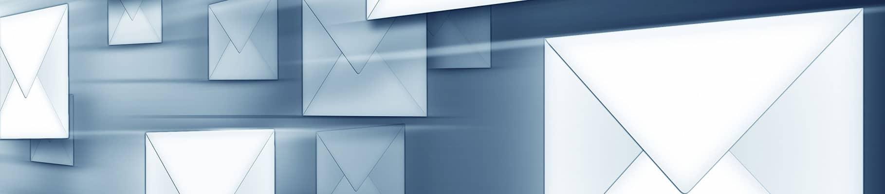 Header Portal Systems Newsletter Anmeldung