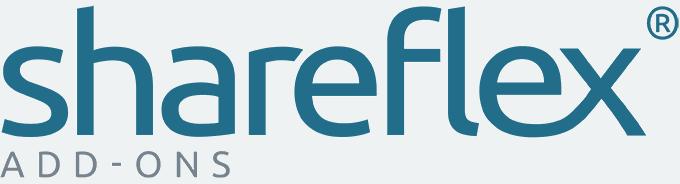 Partnerlösungen zur Erweiterung von Shareflex