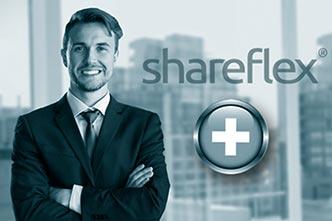 Hier geht es zur Website mit allen Informationen zu den Erweiterungen und Partnerlösungen für Shareflex.
