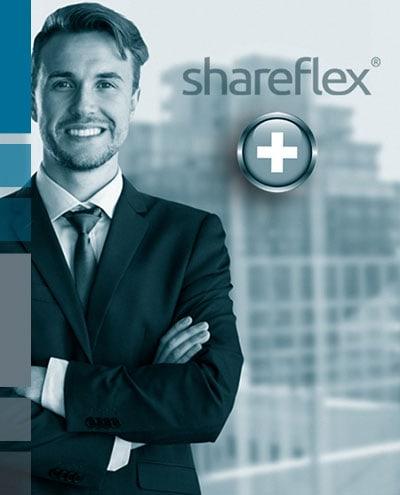Auf dieser Seite gibt es eine Übersicht über die Erweiterungen und Partnerlösungen für Shareflex.