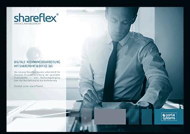 Hier können Sie den Kurzguide zu Shareflex Invoice herunterladen.