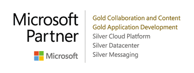 Microsoft Gold und Silber Partner-Zertfikate der Portal Systems AG