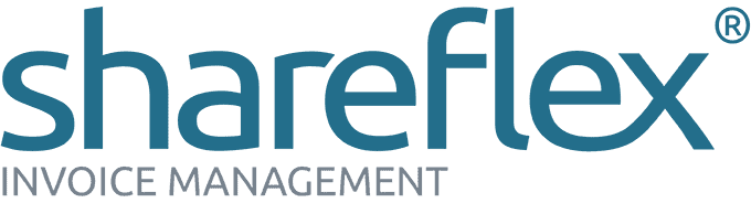 Logo Shareflex Invoice Eingangsrechnungsverarbeitung Software