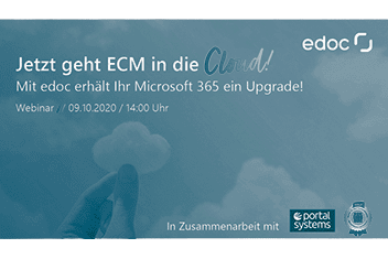 vorschau webinar ecm cloud oktober 2020