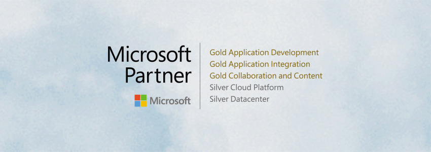 Microsoft Certified Gold and Silver Partner Certificates of Portal Systems AG