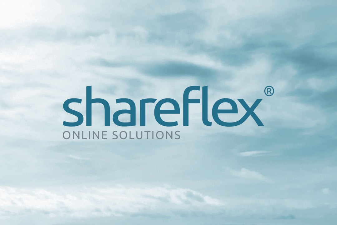 Summer sky with light clouds symbolising Shareflex online enterprise solutions in the Microsoft 365 Cloud